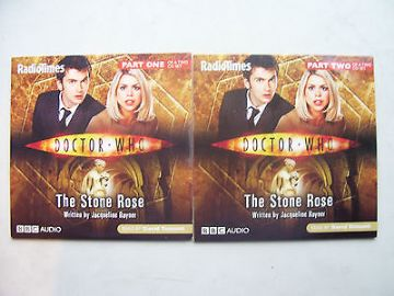 Doctor Who  The Stone Rose CD Audio Soundtrack New